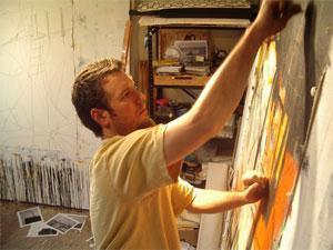 Raleigh artist Jason Craighead